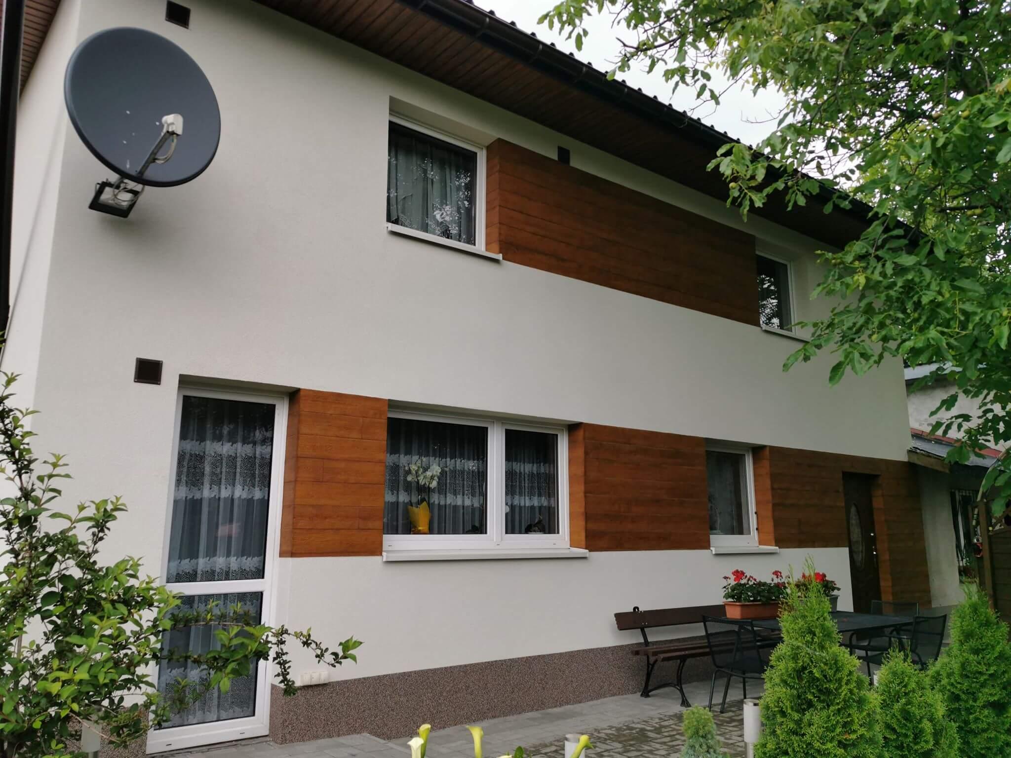 Deska elewacyjna, czyli sposób na odświeżenie wizerunku domu