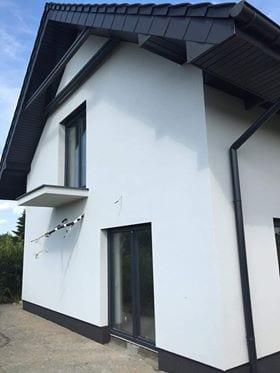 Ocieplenie domu Kaputy gmina Ożarów