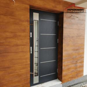 drzwi deska elewacyjna